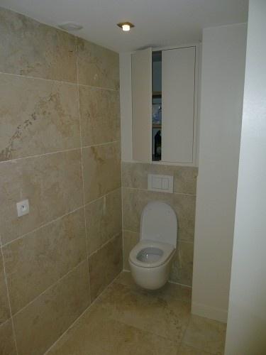 Après travaux - R+1 salle d'eau