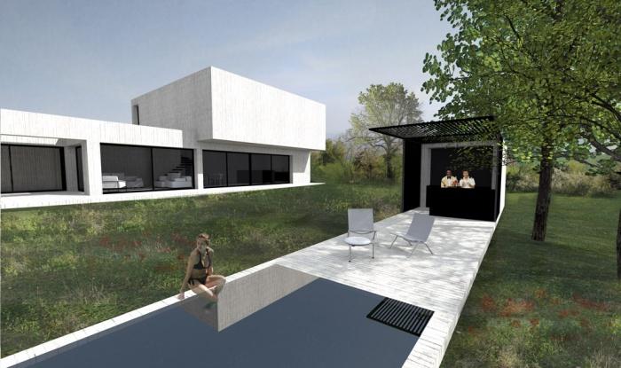 Maison N à Lectoure (32) : noel 3