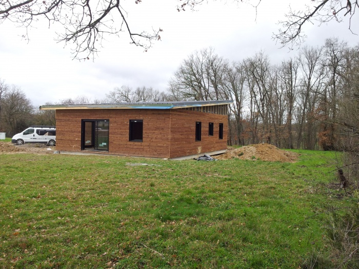 Maison individuelle, ossature bois. : 2013-02-05 11.50.55