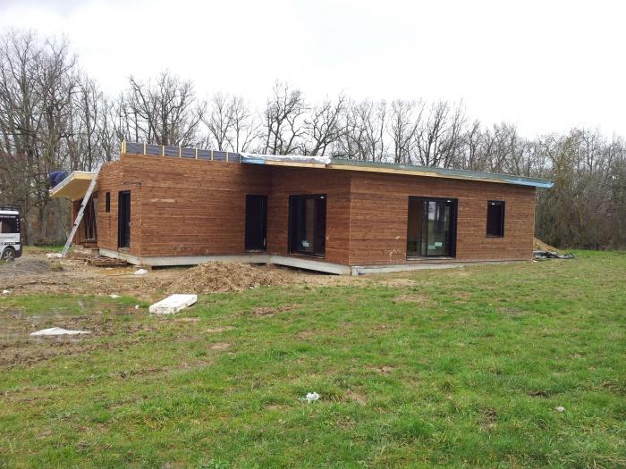 Maison individuelle, ossature bois. : 2013-02-05 11.50.24