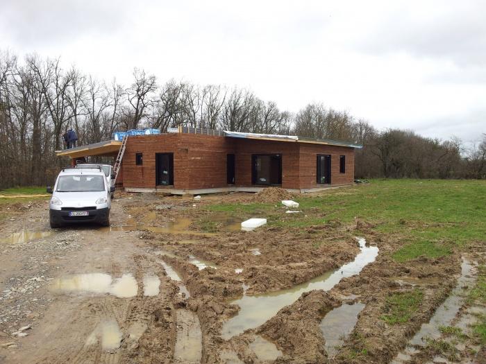 Maison individuelle, ossature bois. : 2013-02-05 11.50.08