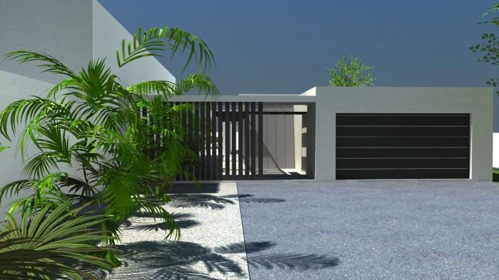 Maison de ville contemporaine à patio : maison-de-ville-contemporaine-a-patio-6