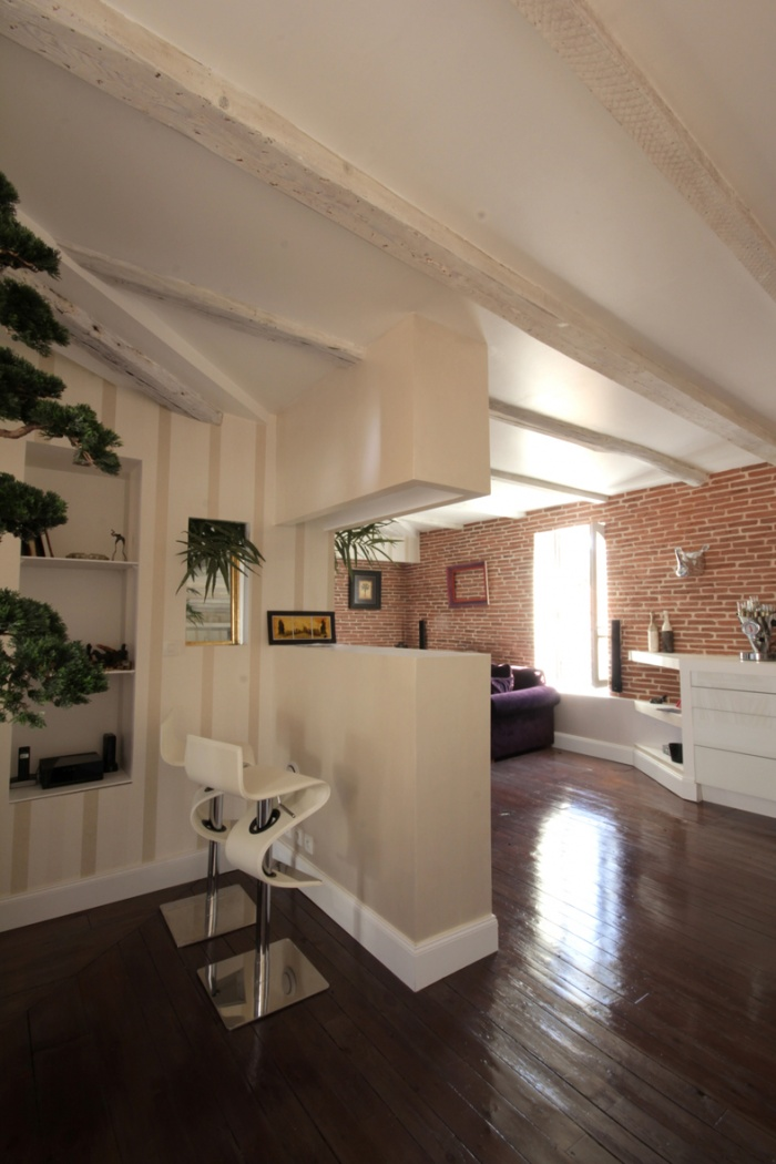 Appartement G : entree 2