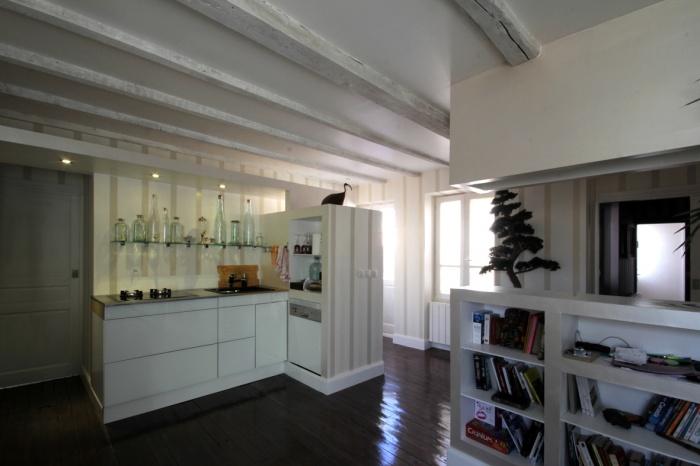 Appartement G : Cuisine