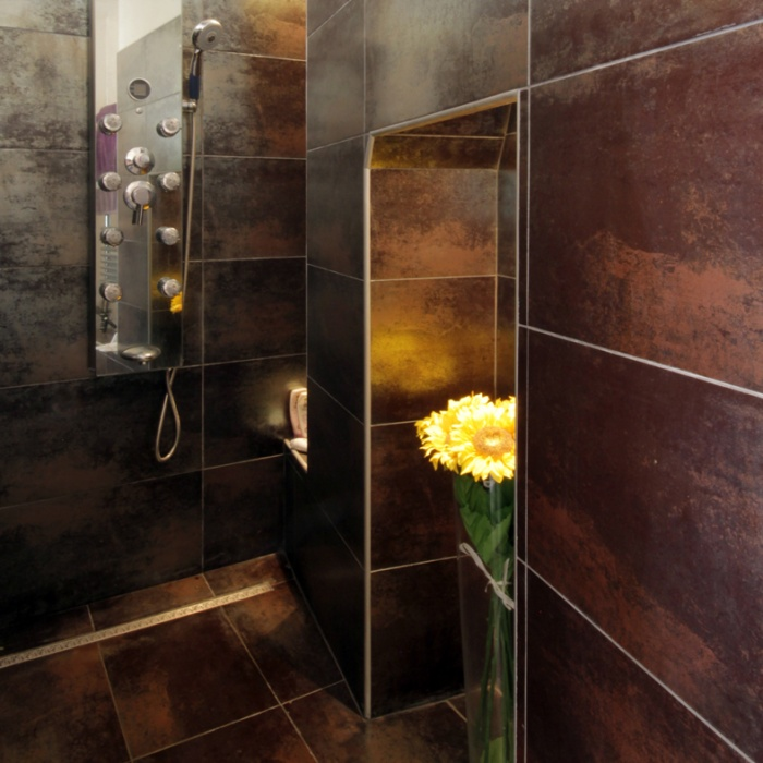 Appartement G : douche
