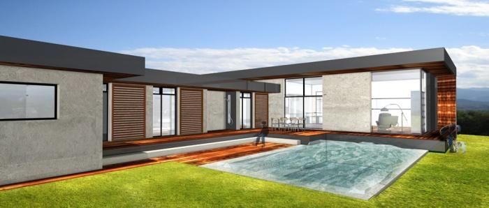 architecte agence silvea toulouse r alisations et contact. Black Bedroom Furniture Sets. Home Design Ideas