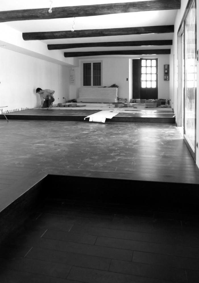 architectes r novation frr villaudric. Black Bedroom Furniture Sets. Home Design Ideas