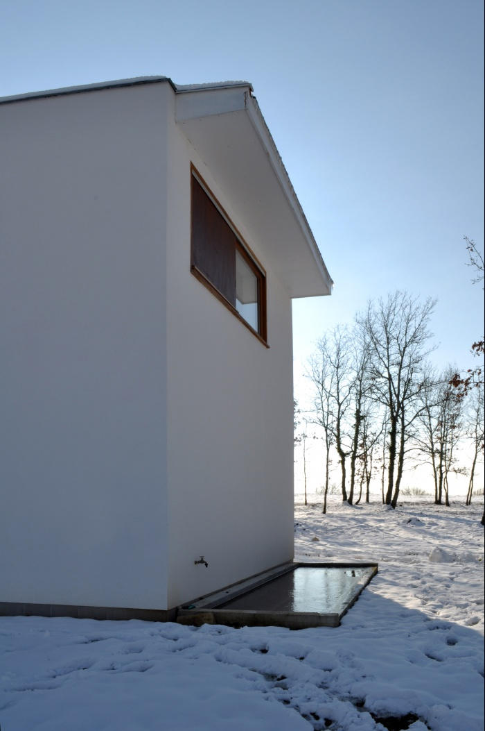 Villa DAV : Atelier CC - Villa DAV à Branceilles - 003
