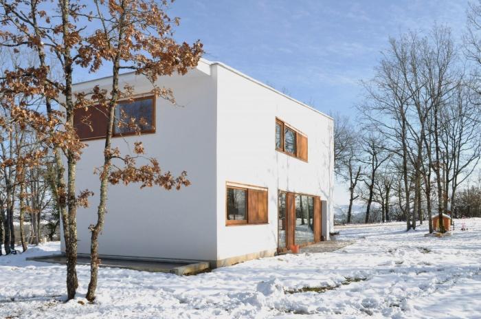 Villa DAV : Atelier CC - Villa DAV à Branceilles - 004