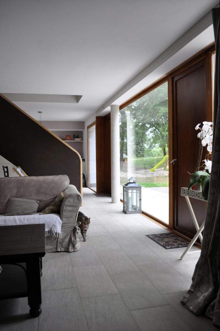 Villa DAV : Atelier CC - Villa DAV à Branceilles - 011