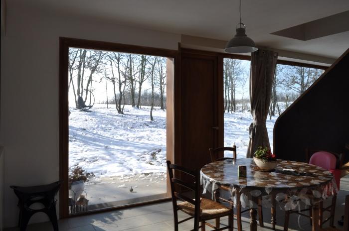 Villa DAV : Atelier CC - Villa DAV à Branceilles - 014