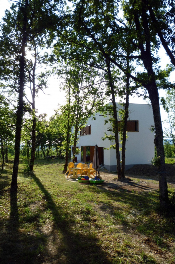 Villa DAV : Atelier CC - Villa DAV à Branceilles - 017