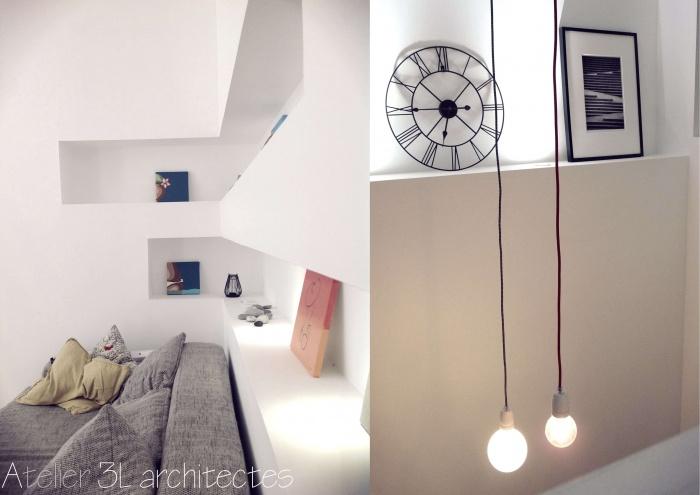 Un projet réalisé par Atelier 3L architectes