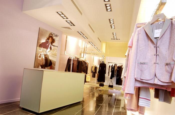 AMÉNAGEMENT-Boutique Paule Ka Toulouse