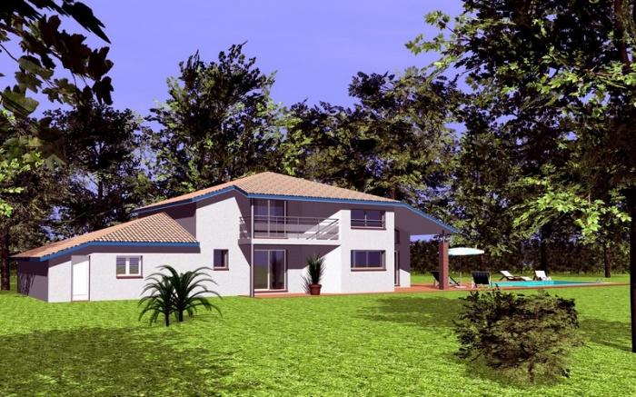 Villa à Beaumont-sur-Lèze : image_projet_mini_71683