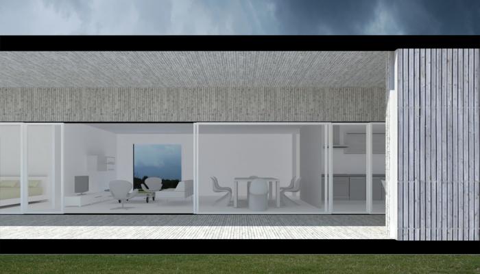 maison individuelle t4 120 toulouse une r alisation de. Black Bedroom Furniture Sets. Home Design Ideas