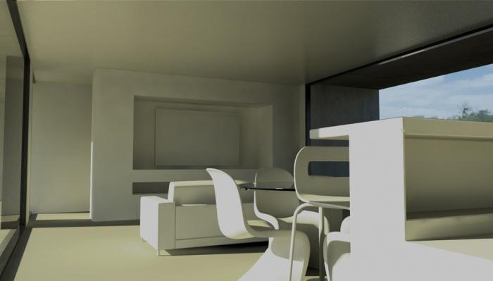 maison individuelle t4 105 castanet tolosan une r alisation de guillaume laverny st phane. Black Bedroom Furniture Sets. Home Design Ideas