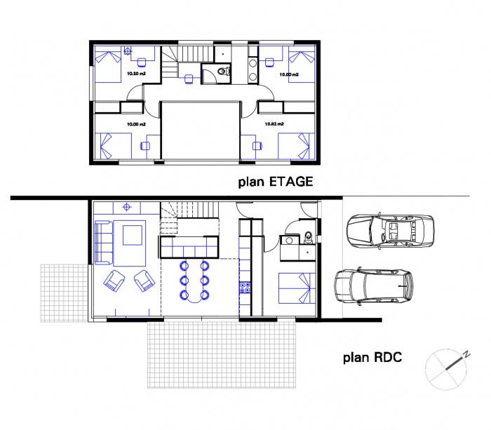 plans rdc et étage.jpg