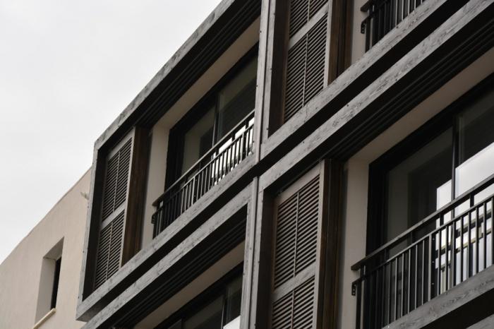 Réhabilitation d'un immeuble de bureaux et création de 30 logements : phobdx_a.JPG