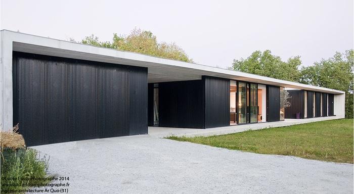 Maison M1 à Menville (31) : mathoulin (2)