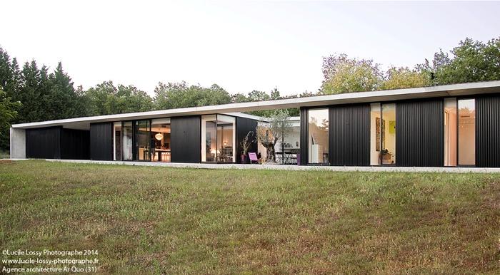 Maison M1 à Menville (31) : mathoulin (1)