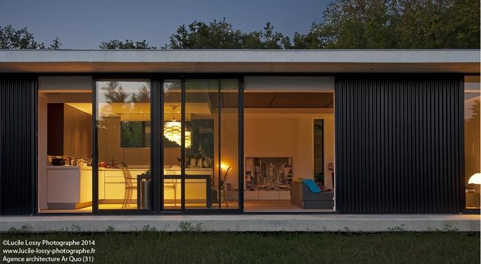 Maison M1 à Menville (31) : mathoulin (4)