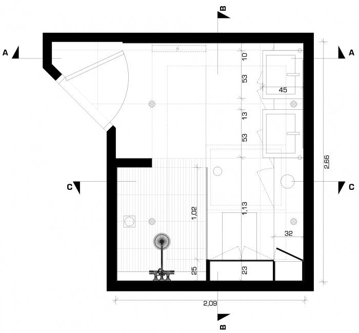 juste une salle de bain : Plan projet