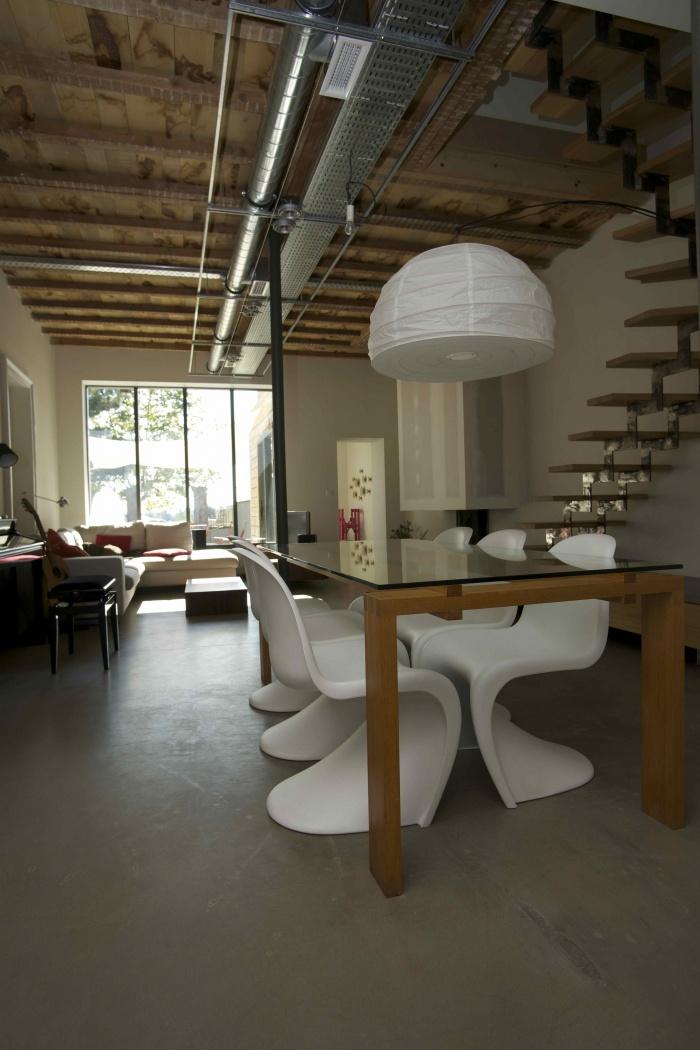 Un projet réalisé par Atelier d'architecture Marc Soulié
