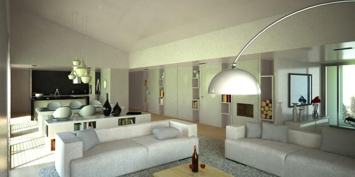Architectes projet de maison d 39 habitation layrac - Toulousaine d habitation ...