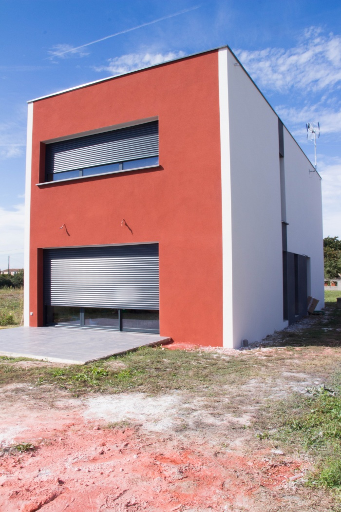 architectes construction d 39 une maison individuelle de type t4 gagnac sur garonne. Black Bedroom Furniture Sets. Home Design Ideas
