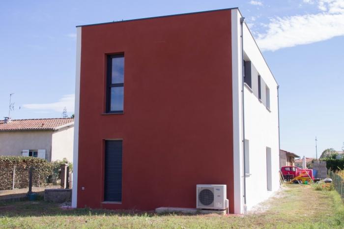 Construction d'une maison individuelle de type T4 : IMG_2304