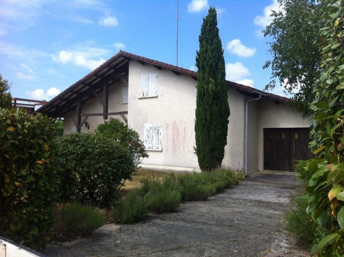 Rehabilitation et extension d une landaise - Renovation maison landaise ...
