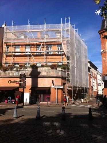 Architectes sur l vation toulouse place for Architecte toulouse