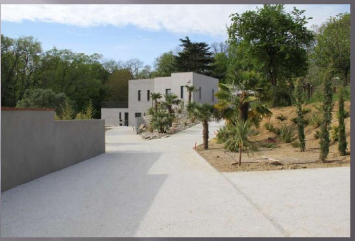 maison contemporaine : riba3