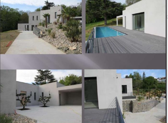 maison contemporaine : riba
