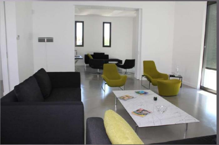 maison contemporaine : riba 4