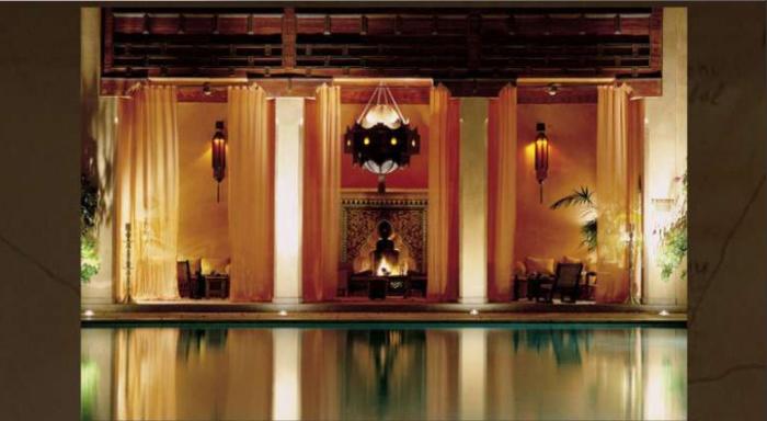 hôtel de luxe et spa ...