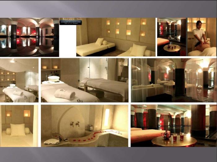 hôtel de luxe et spa ... : spa 3
