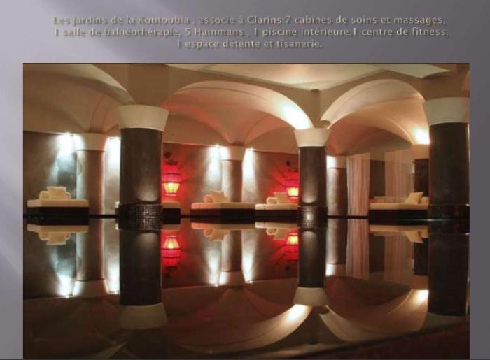hôtel de luxe et spa ... : spa 2