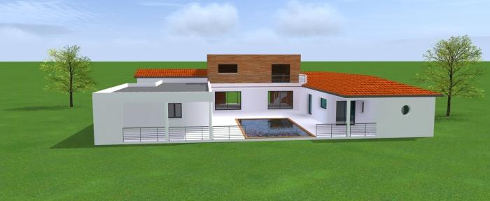 forme de toiture maison ventana blog. Black Bedroom Furniture Sets. Home Design Ideas