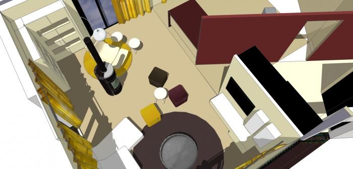 Aménagement salon et mobilier sur mesure : def 3
