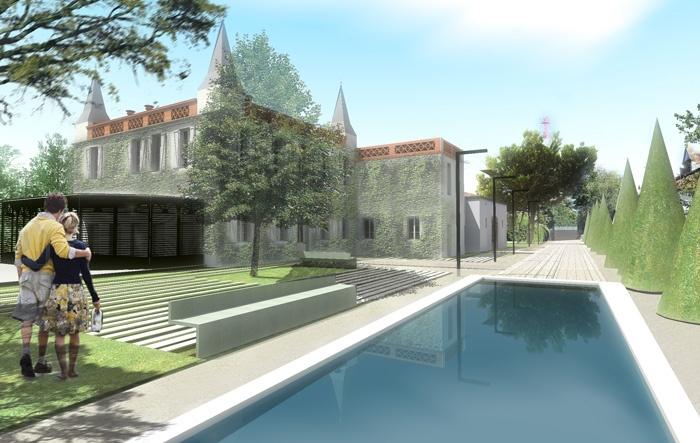 Rénovation du Manoir du Prince à Toulouse : Manoir du Prince (2)