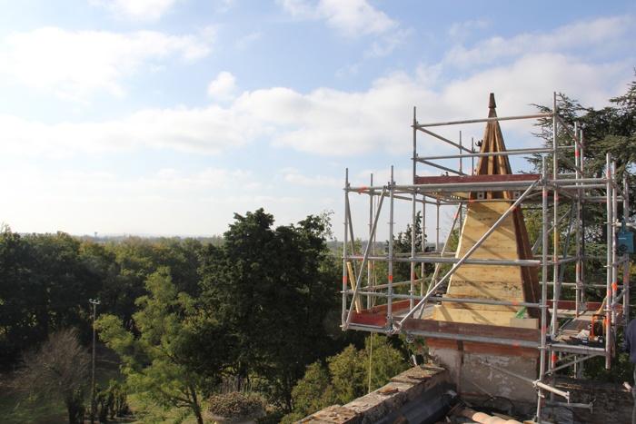 Rénovation du Manoir du Prince à Toulouse : Le Manoir du Prince 1