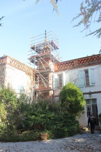 Rénovation du Manoir du Prince à Toulouse : Le Manoir du Prince 3