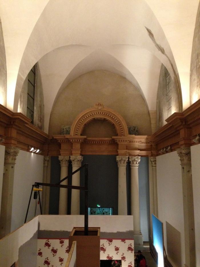Réhabilitation et extension du centre d'art contemporain La Chapelle St-Jacques : IMG_4355