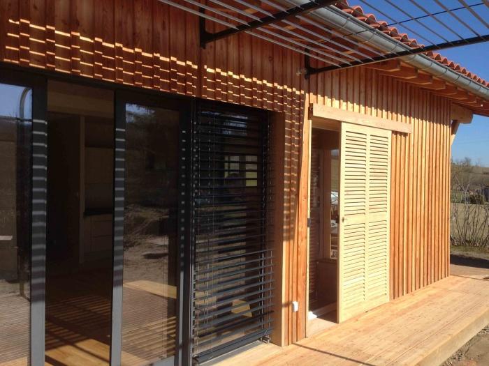 Construction d'une maison ossature bois BBC : Parinaudjpeg3C