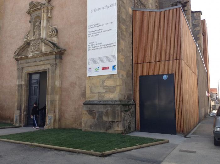 Réhabilitation et extension du centre d'art contemporain La Chapelle St-Jacques : IMG_4427.JPG