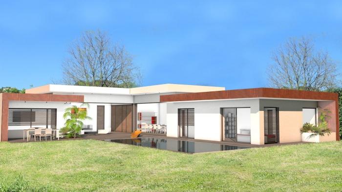 Architectes-toulouse.com - Construction d\'une maison contemporaine ...