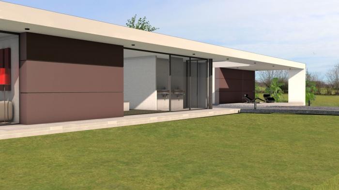 Villa contemporaine aux lignes épurées : villa-luxe-maison-architecture-epuree-lignes-horizontales-3