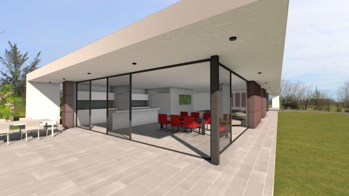 Villa contemporaine aux lignes épurées : villa-luxe-maison-architecture-epuree-lignes-horizontales-8